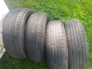 4 P205/60r16 tires around 4 32nds left $100