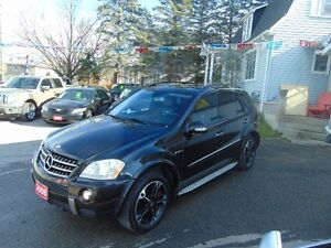 2008 Mercedes-Benz M-Class AWD 6.2L AMG SUV, Crossover