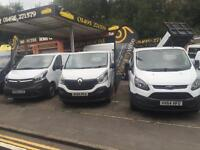 2015 RENAULT TRAFFIC 1.6dCi L/R LL29 115 BUSINESS EDTION SAT-NAV / AIR-CON