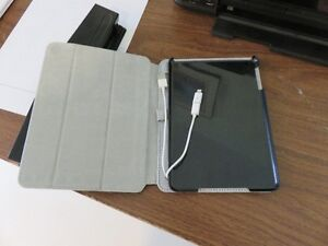 Mini I Pad cover with built in charger