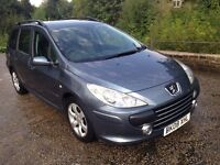 Peugeot 307 SW 1.6 hdi ( 2008 years ) very good condition