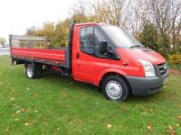 Ford Transit T350 E/F DRW14 FT BED