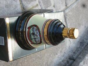 ceramic Bell's whiskey bottle by Wade
