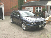 2009(59) JAGUAR X-TYPE 2.0D SE ESTATE - SAT NAV - ONE OWNER - FULL HISTORY -