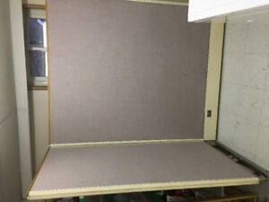Office cubicle dividers