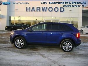 2014 Ford Edge Limited   -  NAVIGATION -  SUN ROOF - $214.82 B/W