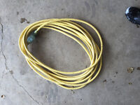 RV 50 Foot Extension Cord 30 Amp