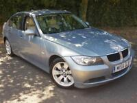 BMW 320 2.0TD 2005MY d SE WITH FULL LEATHER INTERIOR