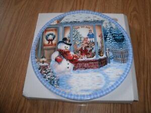 new snowman trivet