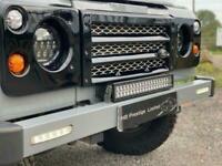 2010 Land Rover Defender 2.4 90 TD HARD TOP 2d 121 BHP SUV Diesel Manual
