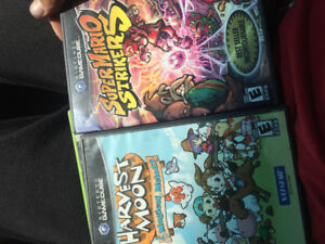 I have GameCube , Original Xbox, and Wii/Wii u games for sale