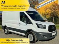 2016 Ford Transit 350 TDCi 130 L2 H3 [ MOBILE WORKSHOP ] P/V DRW PANEL VAN Diese