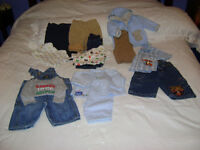 Baby Boy - 6 Months Clothes For Sale