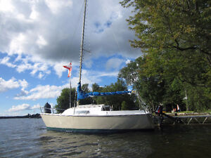 20' O'Day Sailboat