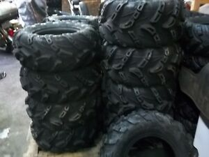KNAPPS PRESCOTT has the lowest price on WILD THANG ATV TIRES !! Kingston Kingston Area image 1