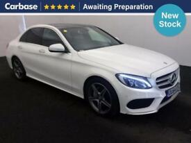 2014 MERCEDES BENZ C CLASS C220 BlueTEC AMG Line 4dr Auto With Paddle Shift