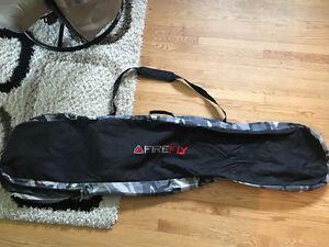 Large snowboard bag