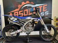 YAMAHA YZF450 YZF 450 2017 - MOTOCROSS BIKE - FINANCE & DELIVERY AVAILABLE