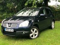 2009 Nissan Qashqai N-TEC Hatchback Petrol Manual