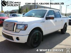 2011 Ford F-150 Lariat Limited  - Leather Seats -  Bluetooth -