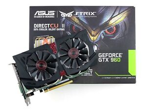 Asus GeForce GTX 960-2Gb $180OBO