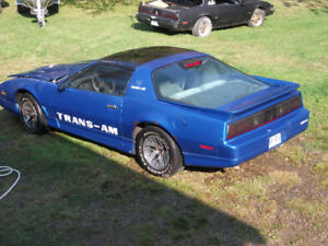 1985 Pontiac Trans Am Coupé (2 portes)