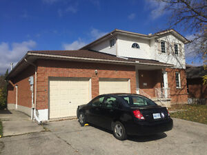 Furnished 2 rooms for Rent opposite to Conestoga college (1 min)