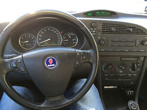 2005 Saab 9-3 2L turbo Sedan