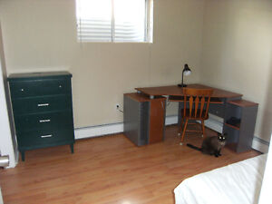 May 1, 4 rooms, close to UNB/STU