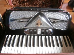 Bellini professional piano accordion for sale