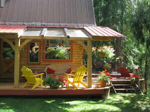 Kaslo Getaway Special - Vacancy, 5 nights August 11-15!