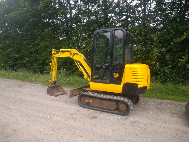 JCB 802 Mini Digger, serviced with x2 buckets | in Forfar, Angus | Gumtree