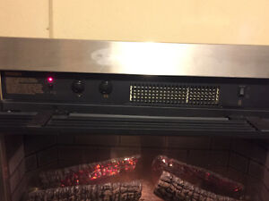 Electric fire place 240 Obo Kitchener / Waterloo Kitchener Area image 3
