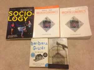 Selling Microeconomics/Elements of Sociology/Legal Studies