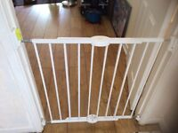 Safety/ Stair Gate Expanding Mothercare