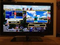 """Samsung 37"""" HD LCD TV with Freeview"""
