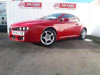 200 56 ALFA ROMEO BRERA 2.2 JTS SV IN BRIGHT RED.AMAZING LOOKING CAR.S/HISTORY .