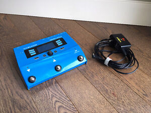 TC Helicon VoiceLive Play - Vocal Harmony & Effects Pedal