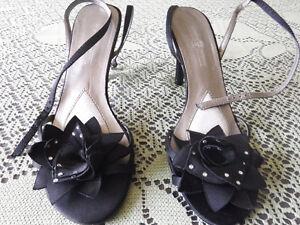 PREMIERE COLLECTION Women's Shoes Size US 6.5 M Black