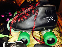 Roller Derby Skates and Gear
