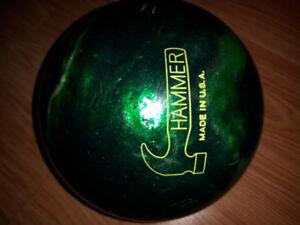 Boule bowling Sling Blade