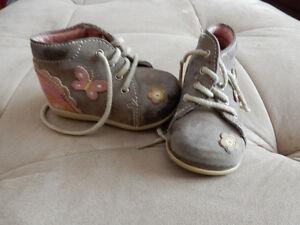 souliers et bottes filles