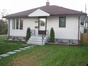 For Rent: Beautiful River Side St.Boniface Home