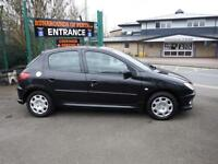 Peugeot 206 1.4 Look 5 Door Hatch Back