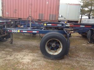 20 ft container chassis and SA dollies  London Ontario image 9