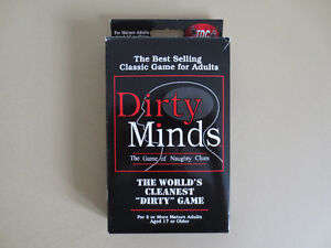 Dirty Minds Card Game Cambridge Kitchener Area image 1