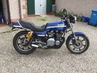 For Sale my Kawasaki Z1000 j1