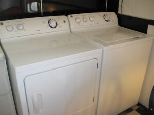 Like New GE Washer and Dryer