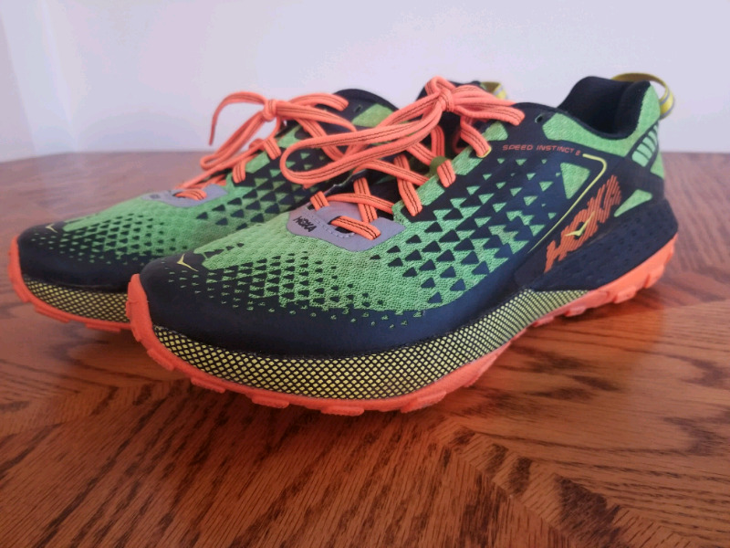 official photos 73f29 7cacd Hoka One One Speed Instinct 2 - Men's size 8.5