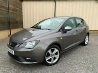 2014 SEAT IBIZA TOCA 1.4 16V 85PS - 50K MILES - F.S.H - 6 MONTHS WARRANTY